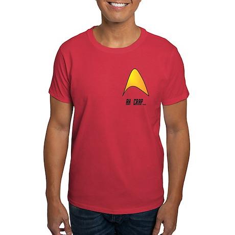 The Red Shirt Dark T-Shirt
