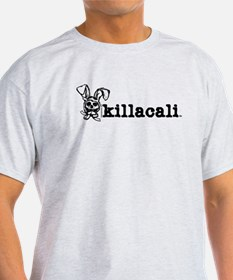 KillaCali Skull Bunny Whites T-Shirt