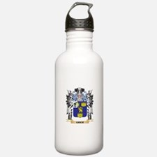 Grier Coat of Arms - F Water Bottle