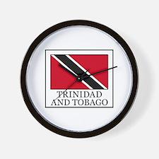 Trinidad and Tobago Wall Clock
