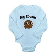 Big Cousin Brown Owl Body Suit