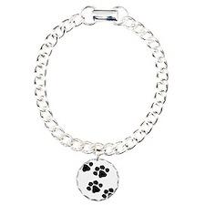 Animal Paw Prints Bracelet