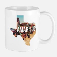 Amarillo Cadillac Ranch Mug
