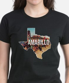 Amarillo Cadillac Ranch Tee