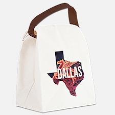 Dallas Pegasus Canvas Lunch Bag