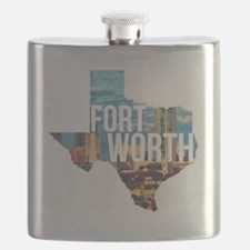 Fort Worth, Texas  Flask