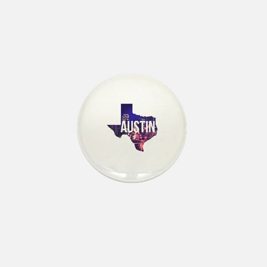 Cute Austin Mini Button