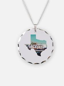Galveston, Texas Necklace