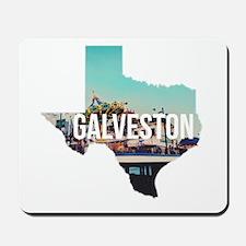 Galveston, Texas Mousepad