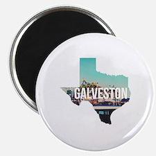 Galveston, Texas Magnet