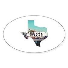 Galveston, Texas Decal