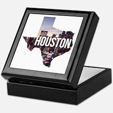 Houston, Texas Keepsake Box