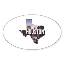 Houston, Texas Decal
