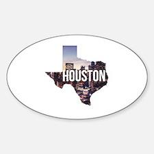 Houston, Texas Decal