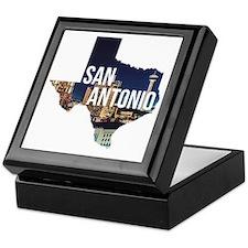Unique Antonio Keepsake Box