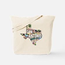 San Antonio Riverwalk, Texas Tote Bag