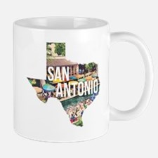 San Antonio Riverwalk, Texas Mug