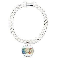 HUMMINGBIRD_STAINED_GLAS Bracelet