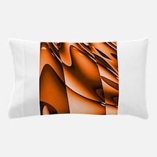 Unique Burnt orange Pillow Case