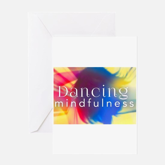 Dancing Mindfulness Greeting Cards