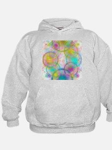 colorful circles Hoodie