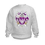 Esteves Family Crest Kids Sweatshirt