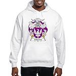 Esteves Family Crest Hooded Sweatshirt
