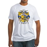 Esquível Family Crest Fitted T-Shirt