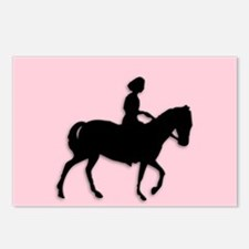 Girl on Horse Postcards (Package of 8)