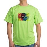 Mindfulness Green T-Shirt