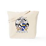 Esmeraldo Family Crest Tote Bag