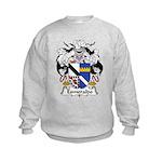 Esmeraldo Family Crest Kids Sweatshirt