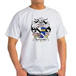 Esmeraldo Family Crest Light T-Shirt