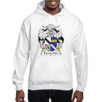 Esmeraldo Family Crest Hooded Sweatshirt