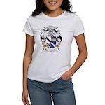 Esmeraldo Family Crest Women's T-Shirt