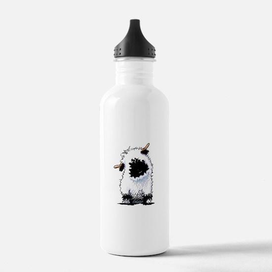 Valais Blacknose Sheep Water Bottle