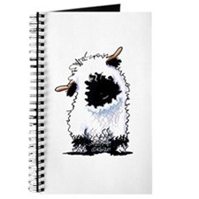 Valais Blacknose Sheep Journal