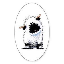Valais Blacknose Sheep Decal