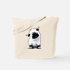 Valais Blacknose Sheep Tote Bag