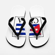 Cuba Flip Flops