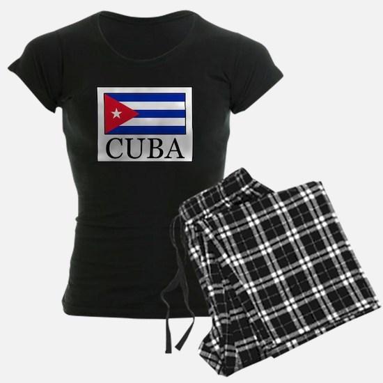 Cuba pajamas
