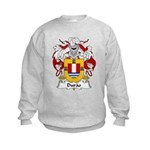 Durao Family Crest Kids Sweatshirt