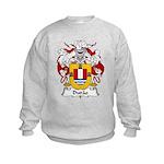 Durao Family Crest Kids Sweatshirt