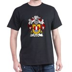 Durao Family Crest Dark T-Shirt
