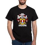 Durao Family Crest Dark T-Shirt