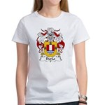 Durao Family Crest Women's T-Shirt