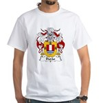 Durao Family Crest White T-Shirt