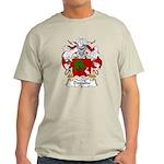 Dogaldo Family Crest Light T-Shirt