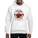 Dogaldo Family Crest Hooded Sweatshirt