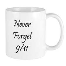 """States """"Never forget 9/11"""" on the back"""